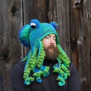 octopus-hat